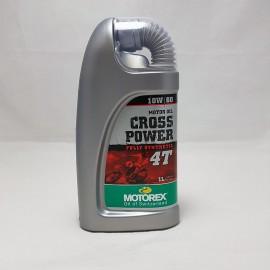 Motorex Cross Power 4T 10W60