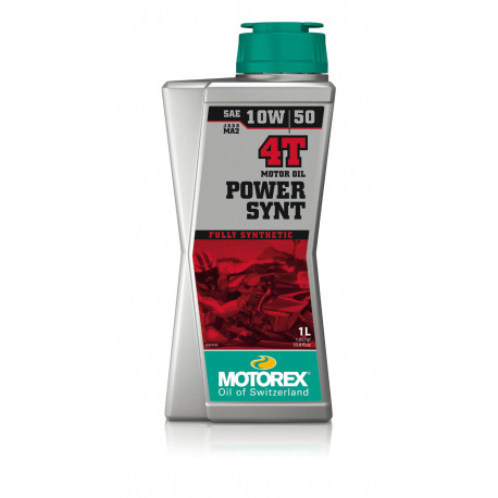 Motorex Power Synt 4T 10W50