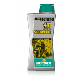 Motorex Scooter 4T 10W40