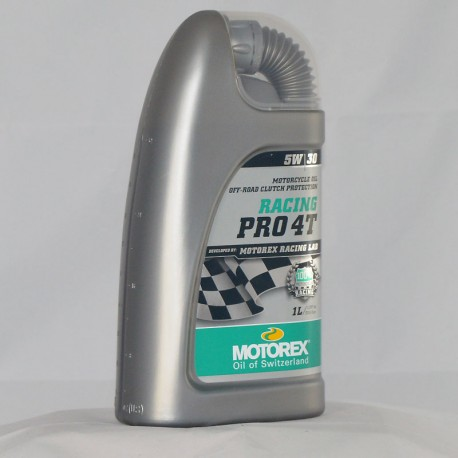 Motorex Racing Pro 4T 5W30